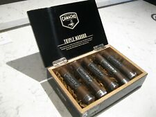 Camacho Built Bolt Cigar Box Triple Maduro (includes 5 cigars)