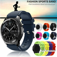 Sport Silicone Bracelet Strap Watch Band For Samsung Gear S3 Frontier / Classic