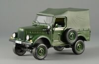 ARO M461 Romanian Off-road Vehicle SUV Green Color 1:43 Scale Diecast Model Car