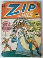 Zip Comics #43 - Check out our other comic listings!