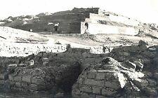 RPPC,Lima,Peru,Temple del Sol,Used,1959