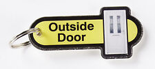 Outside Door Key Fob Key Ring By Find For Dementia & Alzheimers Use