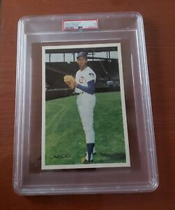 1969 JEWEL FOOD - FERGIE JENKINS - PSA 3 - CUBS - HOFer