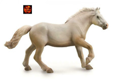 American Cream Draft Stallion Horse Toy Model by CollectA 88846 - New for 2019