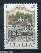 ITALIE 1974, timbre 1200, FONTAINE dell' OCEANO, FLORENCE, neuf**
