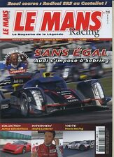 LE MANS RACING n°73 Avril 2012