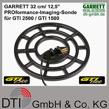 "Garrett 32 cm/12,5"" PROformance Imaging-sonda di ricerca per GTI 2500 e 1500 GTI"