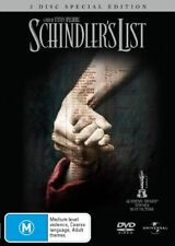 Schindler's List (DVD, 2006, 2-Disc Set)