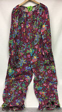 CLOWN Halloween COSTUME Plus Size ABSTRACT Wearable Art 1 Pc Crazy Adult Funky