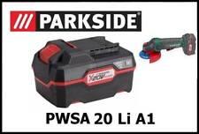 3Ah Bateria Amoladora Radial Parkside 20V Li Battery Angle Grinder PWSA 20-Li A1