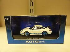Autoart 1:64 Porsche 911 GT3 RS 2004 Azul/Blanco