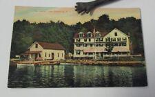 LAKE HOPATCONG, NJ, The Lewllyn (Llewellyn), 1907-1915