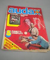 Audax - N° 10 Lire 300 - Ed. Mondadori 1975 - Fernando Purple