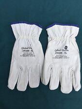 Premium Cow Grain Leather Gloves.Level 4 Cut Resistant.Electric Arc Resistant.XL