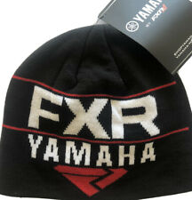 Yamaha FXR Knitted Team Clutch Classic Beanie, Size OS - Black/Red/White