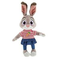 Disney Zootopia Judy Hopps Exclusive Mini Bean Bag Plush, 9-Inch