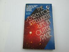 Vintage 1977 Alfred Roulet Search for Intelligent Life in Outer Space Aliens