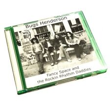 """Bugs Henderson & """"Fancy Space"""" - 1975 vintage recording now on CD"""