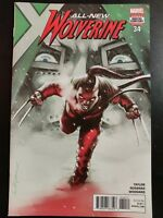 ALL-NEW WOLVERINE #34 (2018 MARVEL Comics) ~ VF/NM Comic Book