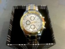 Stainless Steel Band Quartz (Battery) Adult Analogue Watches