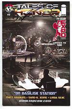 Tales Of Honor 2 Image 2014 NM Calgary Expo Variant LTD 500 Signed Matt Hawkins