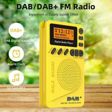 Pocket Size DAB Digital Radio FM Receiver RDS With LED Display Portable MP3
