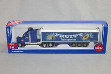 Siku 1834 Freightliner Sattelauflieger Fruity Siku Super-Serie Maßstab 1/87 OVP