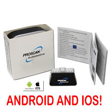 New ELM327 Bluetooth OBD 2 CAN V1.4 Scan Tool Android IOS OBD Reader / Scanner