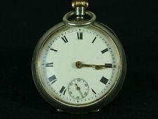 Argento Antico OMEGA Orologio da taschino