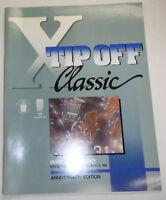 X Tip Off Classic Magazine Duke Vs Kentucky November 1988 092214R