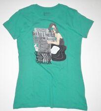 New Burton Womens Collage Tee Shirt Tshirt Medium