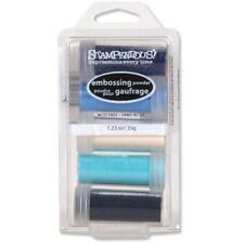 Stampendous Embossing Powder Kit 5/Pkg-Submerge 97497 NEW