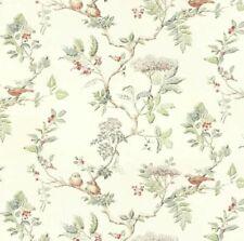 Laura Ashley Elderwood Natural wallpaper rolls Price per roll birds design