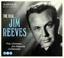 Jim Reeves The Real.. Ultimate Collection 60 Track 3x CD Greatest Hits /
