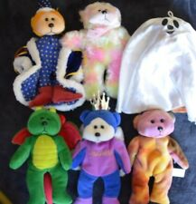 6 x Beanie Kids - Great condition - No tags