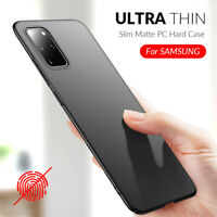 Phone Case For Samsung S21 A21S A41 S20 Note 20 S20 S10 Ultra Slim Hard Cover