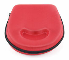Red Hard 'Shell' Headphone Case For Em's 4 Bubs Baby Earmuffs