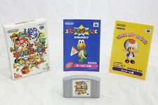 Mario Party Nintendo 64 Japan Import Complete in Box North American Seller