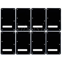 8* New 3PLY Back Plate Guitar Tremolo Cavity Cover For Fender  Strat
