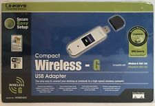 Linksys Compact Wireless - G USB Adapter WUSB54GC New In Box