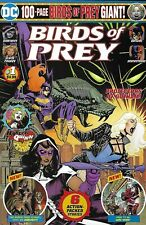 Birds of Prey 100-Page Giant Size Comic 1 Cover A 2020 With Harley Quinn DC
