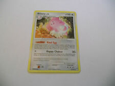 POKEMON CARDS: 1x TCG HOLO Blissey LIV.44-Mysterious Treasures-5/123-ING x1
