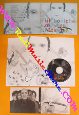 CD  LILI BONICHE Oeuvres Recentes 2003 France APC DIGIPACK no lp mc dvd (CS62)