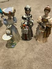 Lot Avon 1998 1999 2000 President's Club Mrs Albee Award Large Figurines