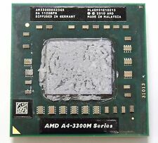 AMD A4-3300M 1.9 GHz Dual-Core AM3300DDX23GX Mobile Processor, CPU Tested