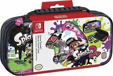Nintendo Switch Splatoon 2 Deluxe Travel Case Bag Cover Officially Licensed