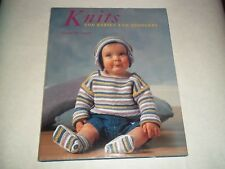 Knitting Pattern Book - Knits for Babies and Toddlers, 2001