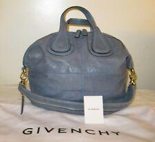Givenchy NIGHTINGALE BAG, Medium, Gray, NEW