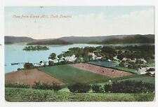 Luss,Scotland,U.K.View from Stone Hill,Loch Lomond,Argyll & Bute,Used,1908