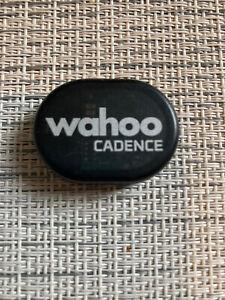 Wahoo RPM Cycling Cadence Sensor, Bluetooth / ANT+